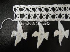 """OFICINA DO BARRADO: Croche - BARRANDO o """"DIVINO"""" ..."""