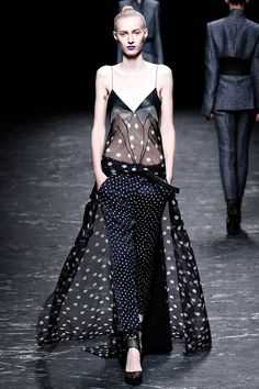 Haider Ackermann Spring 2013 RTW - Review - Collections - Vogue