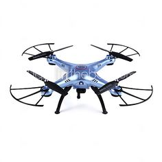 Syma X5HW FPV RC Quadcopter Drone WIFI With HD Camera Altitude Mode 2.4G 6-Axis 4CH VS Syma X5SW Upgrade RC Helicopter RTF 2016 - $50.34