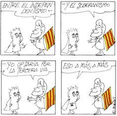 Artur Mas se quita la careta y asume como objetivo la independencia de Cataluña