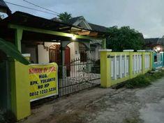 Dijual Rumah Asri Dekat Dengan Bandara. Bari, Shed, Outdoor Structures, Sheds, Tool Storage, Barn