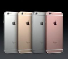 Apple has a new Rose Gold iPhone