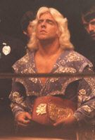 Ric Flair - Peggy Lathan Photography (on the Mid-Atlantic Gateway) Nwa Wrestling, Wwe Pictures, Stone Cold Steve, Shawn Michaels, Ric Flair, Space Mountain, Artistic Gymnastics, Triple H, Professional Wrestling