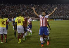 GOL CERRISTA BRUNO VALDEZ  fueron los primeros 45 minutos: Paraguay derrota 1 - 0 a Ecuador con gol de Bruno Valdez. El central definió de cabeza a los 11'. El equipo no encuentra precisión en el ataque y el rival tuvo dos claras para igualar. Seguilo por ABC Digital