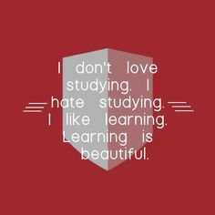 Who said this? #quote #studying #learning