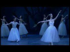 GISELLE - Acte II: Grand Pas de deux - Svetlana Zakharova; Roberto Bolle