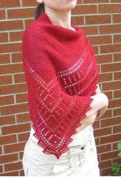 knit picks, olga shawl, cashmere??