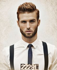 MANtastic Inspirations | Men's Hair | Men's Fashion | Style | Hairstyle | Trendy | Fashion