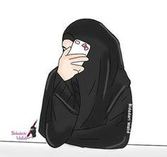 Disney Alphabet, Hijab Chic, Muslim Girls, Wallpaper Iphone Cute, Niqab, Islamic Art, Fashion 2020, Cartoon Art, Hijab Fashion