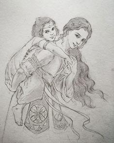 Lúthien and Dior