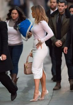 JLo is my favorite actress.  I love her form.