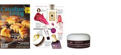 Canadian Living Shares the Cranberry Pomegranate Masque from Éminence is 'Guaranteed to Make Skin Glow!'