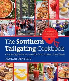 On of our amazing photographers, Taylor Mathis introduces his book The Southern Tailgating Cookbook: A Game-Day Guide for Lovers of Food, Football, and the South, http://www.amazon.com/dp/1469610620/ref=cm_sw_r_pi_dp_9N4Isb01X16BH7WJ