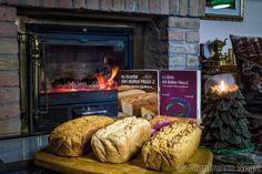 Il pane senza glutine del dott. Mozzi, con farine di quinoa, riso e grano saraceno. Le ricette le trovi qui:  http://dietagrupposanguigno.it/libri/libro-le-ricette-del-dottor-mozzi-volume-2/  - Foto di Gianfranco Negri