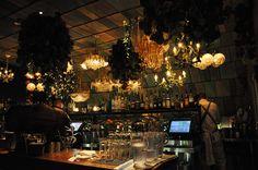 The Winery Surrey Hills Sydney Surry Hills, Surrey, Lighting Design, Revolution, Chandelier, Ceiling Lights, Interiors, Drink, Interior Design