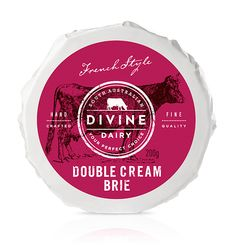 Divine Dairy on Packaging of the World - Creative Package Design Gallery