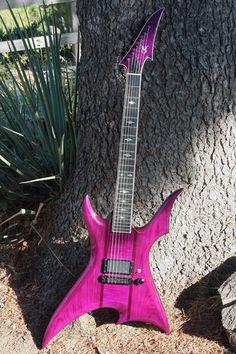 Basilisk - $3,600.00 : Neal Moser Guitars , Fine Custom Handmade Guitars, Basses, electric guitar parts and BC Rich Parts