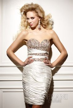 For a small evening Wedding or Reception Dress
