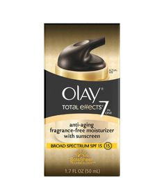 Olay total effects day cream