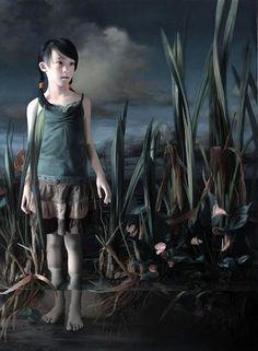 Chinese artist - Mohan (默涵)