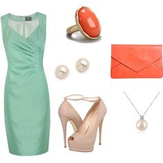 """""""Summer Wedding or Date Night"""" by amber-lynn-i on Polyvore"""