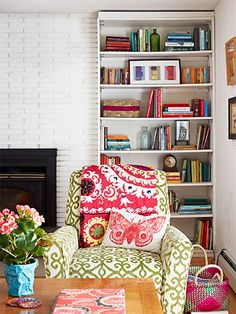 Brighten up your home during the dark winter months. Get all the tips on WomansDay.com!
