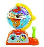 Buy VTech Light & Flight Discovery Globe from our Activity Toys range at John Lewis & Partners. Interactive Globe, Interactive Learning, Les Continents, Electronic Toys, Preschool Toys, Giza, Toys Shop, Light Up, Gifts For Kids