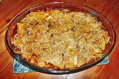 Auflauf mit Hühnchen und Tortillachips (Rezept mit Bild) | Chefkoch.de