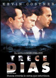 Trece días (2000) EEUU. Dir: Roger Donaldson. Thriller. Guerra fría - DVD CINE 1469