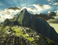 Macchu Picchu~  someday