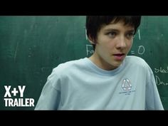 A socially awkward teenage math prodigy (Asa Butterfield, The Boy in the Striped Pyjamas, Hugo) finds new confidence and new friendships when he lands a spot on the British squad at the International Mathematics Olympiad, X+Y Trailer | Festival 2014 - YouTube | Autism