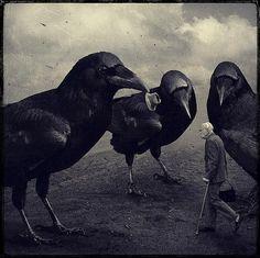 Fotografías surrealistas de la artista húngara Sarolta Ban