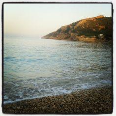 La playa del Albir de #Altea #enjoyaltea