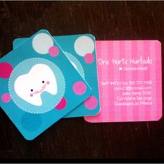 Children's Dentist Business Card