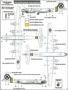 Warbird Aircraft decals - WB48019 | Hannants