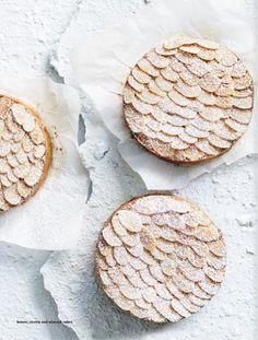 / Lemon ricotta almond cake