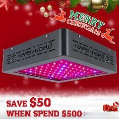 LED Grow Light 1000W 1200W Pflanzenlampe Vollspektrum SMD LED Veg /& Flower