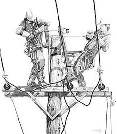 60 Best History of the Electrical Lineman images