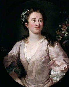 Elizabeth Betts (Mrs Benjamin Hoadly), William Hogarth, 1741; YMT YORAG : 1485