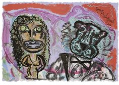 Bjarne Melgaard - u. Outsider Art, The Outsiders, Fine Art, Fictional Characters, Kunst, Fantasy Characters, Visual Arts