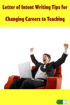 Teacher Career Change Resume Example Best Of Letter Of Intent Writing Tips for Changing Careers to Teaching Teaching Interview, Teaching Career, Resume Writing Tips, Resume Writer, Resume Tips, Letter Of Intent, Letter Writing, Cover Letter Teacher, Sales Resume Examples
