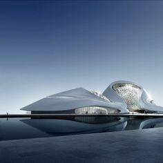 Harbin Cultural Centre, Harbin, China (MAD, under construction for 2014)
