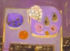 Mary Fedden, 'Mauve Still Life' 1968