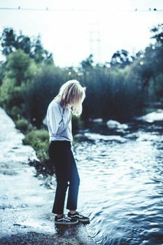 Amber Bain from The Japanese House