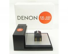 Denon DL-103 MC Phono Cartridge