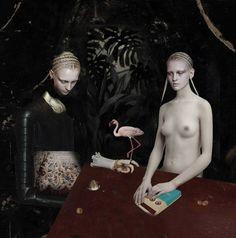Igor Skaletsky: dark stylish collages | the PhotoPhore