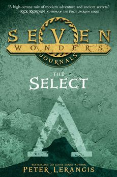 Seven Wonders Books | Seven Wonders Journals: The Select - free download of the first few pages.
