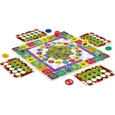Tactic Hungry Monsters Game, Multicolor