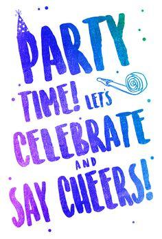 #jarig #verjaardag #birthday #feest #uitnodiging #hipdesign #uitnodigingmaken #inventation #party #cheers