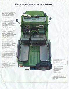 Toyota Land Cruiser - Seating for 7